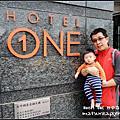 2013-04-28 The ONE 台中亞緻大飯店