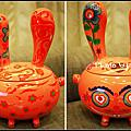 2011-01-15 iLoveU兔瓷器糖果禮盒 & Me兔造型撲滿