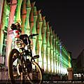 【卡打掐】~夜騎愛河沿岸自行車道~