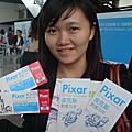 20091017-皮克斯動畫展