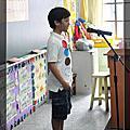 東東代表普飛美語榮獲議長盃英文演講比賽第一名