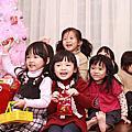 201212軒軒的第四個聖誕節