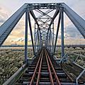 下淡水溪鐵橋(高屏舊鐵橋)