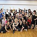 2012.04.22台灣爵士舞神Danny Lee 台北單日體驗營