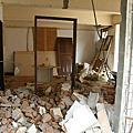 【Day2】3/15 拆天花板、隔牆