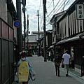 [遊京都]花見小路。自由行