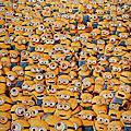 Despicable Me 2: Minions Impossible Puzzle