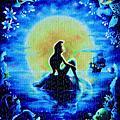 月夜の願い