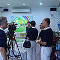 台南蘋果王數位館 感謝大愛電視台的採訪  LED證嚴法師靜思語錄  台南手機包膜 手機配件 手機維修06-3037589