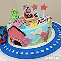 2018-01-28-7【會跑的湯瑪士小火車造型蛋糕】屏東歐士烘焙坊×創意造型蛋糕殿|小孩大人都會愛上的驚艷動蛋糕!#豈周歲派對