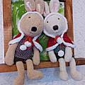 2012-12-12 充滿兔兔的歐圖咖啡