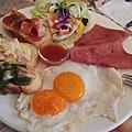 2013-03-06 YA bistro早午餐約會