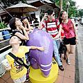 ElephantGarden象園咖啡/露天親子寵物咖啡廳/親子餐廳/寵物餐廳/咖啡廳/內湖/碧湖