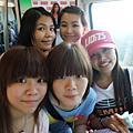 香港樂遊遊09.06.29彌敦飯店 翠華餐廳