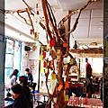 台中綠園道咕嚕咕嚕餐廳