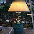 TP-1 DIY 花瓶燈