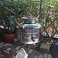 SANSONE  5公升 & 10公升不銹鋼水桶