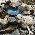 野營好幫手~野味十足的小炒鍋