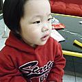 小外甥愷愷~2009過年