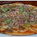 Pizza店