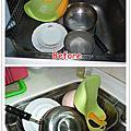 ♀試用♂ 橘子工坊 天然濃縮洗衣精+天然碗盤洗滌液