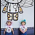 [1Y10M18D] 大小福逛Robot Kitty科技展