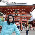 【關西自由行】神戶生田神社藤原紀香舉行婚禮的地方