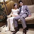 2013-12-益漢與薏婷-結婚紀錄-君品亮廳