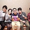 饅頭爸團隊 | 婚攝饅頭爸 | 2014-12-鈞與親 | 宴客紀錄 | 華漾中崙店美金廳