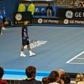 Australian Open 2008 大多數是Djokovic拉