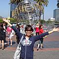 2009 L.A.探親初體驗(Universal Studios)