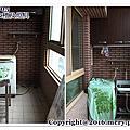 增設陽台水槽及燈具