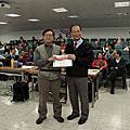 2011中正社大期末頒奬典禮