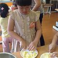 20130519Let's bake a story-糖蜜小脆球&奈野