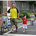 2012.05.27彩虹河堤騎單車