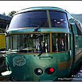 【日本。北九州】大分縣由布市♡優雅火車之旅*由布院之森列車
