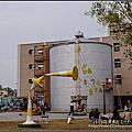 【嘉義】嘉義文化創意產業園區。舊酒廠新活用