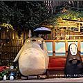 【台中❆大里】龍貓公車站。善聽空間<喬城站>