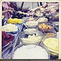 福滿溢黑砂糖剉冰 創始店|永和