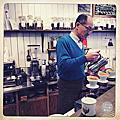 Cafe des Gitanes 今井珈琲 駅前本店|青森