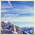 楚格峰 Zugspitze|慕尼黑