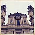 鐵阿提納教堂 Theatiner Church St. Kajetan|慕尼黑