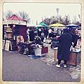 Fleamarket at Mauerpark|柏林 跳蚤市場