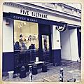 Five Elephant Coffee & Cake|柏林 米特區