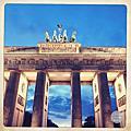 布蘭登堡門 Brandenburger Tor|柏林