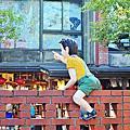 宜蘭傳統藝術中心~宜蘭民宿米卡洛~
