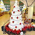 白色聖誕樹1_幸福繽紛(2009/12/2)