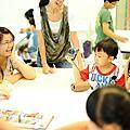 高雄兒美館「好戲上場- 肢體、繪畫與音樂的遊戲」講座