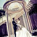 【Michelle+Evan 】Sun&kelo & LA GONNA義式手工婚紗