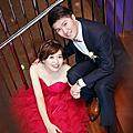 【米雪新娘】 Michael & TingChin W Hotel 菲琳紗苑婚紗